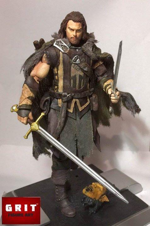 mordor Shadow talion cosplay of