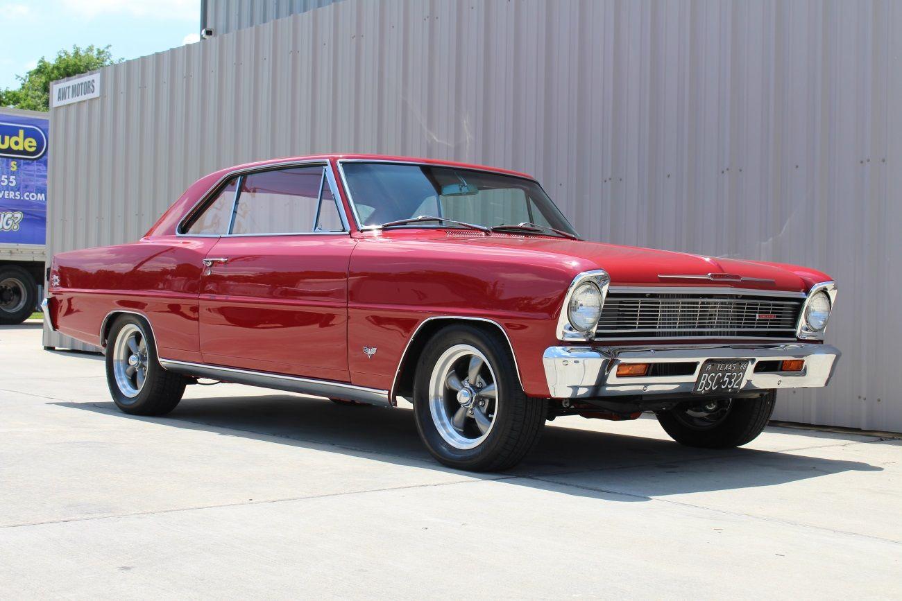 For Sale 1966 Chevrolet Chevy Ii Nova Http Www Americanwheelandtire