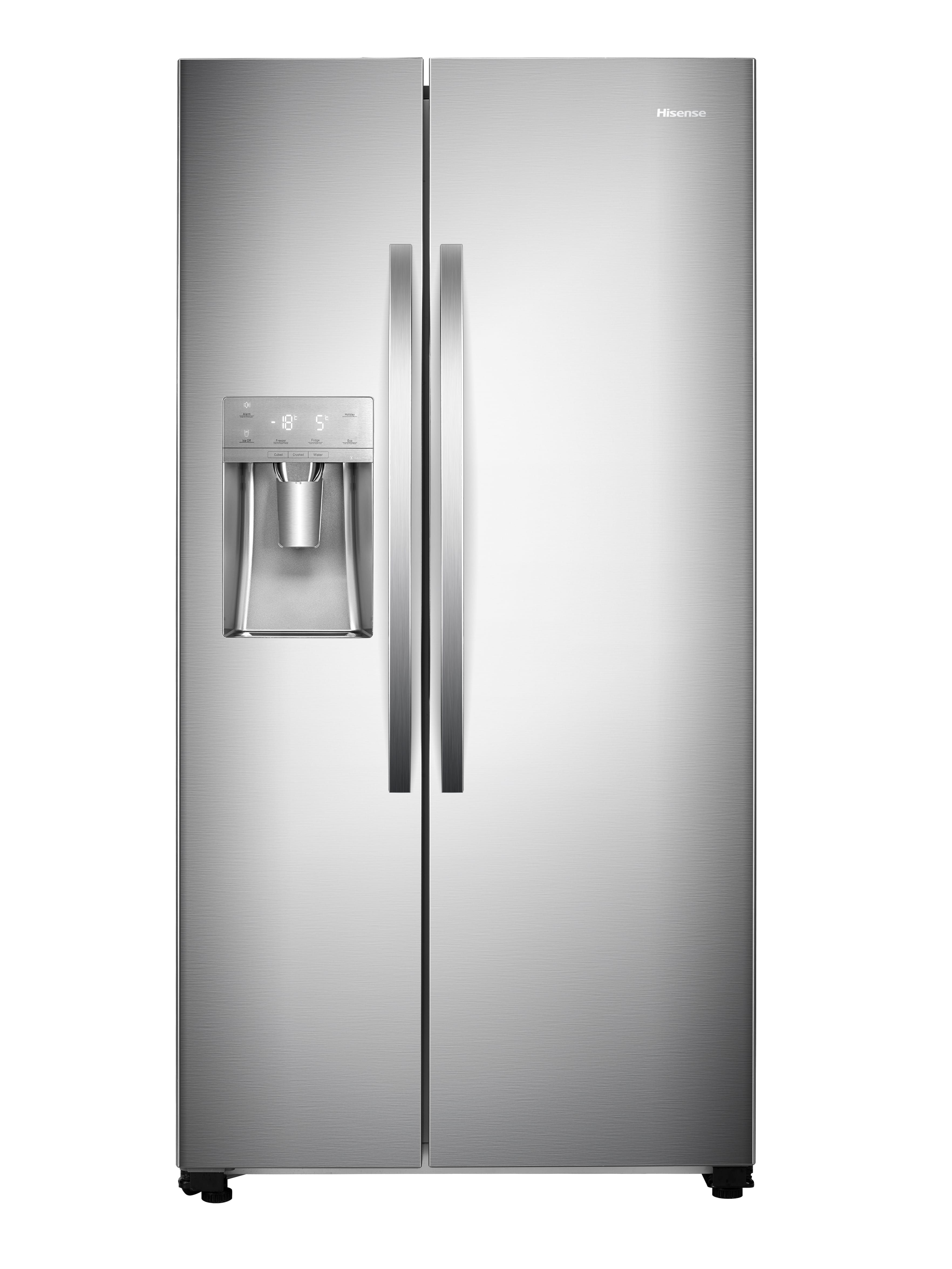 With The Hisense H700si Id Ice Maker Fridge Summer Is Going To Be A Breeze What Is Your Favourite Summer Drink Ht Tall Cabinet Storage Locker Storage Storage