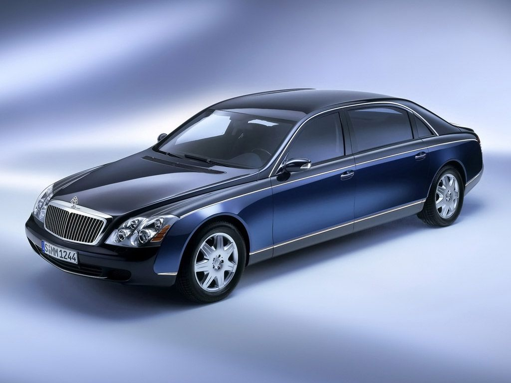 1000  images about maybach 62 on Pinterest