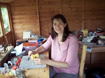 The Leathercraft Shed, cute leather blog