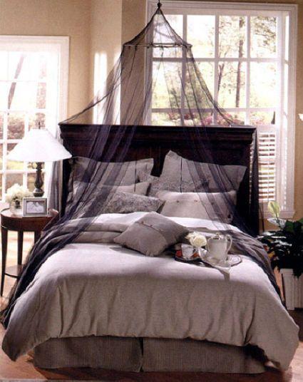 camas con dosel para todos los gustos