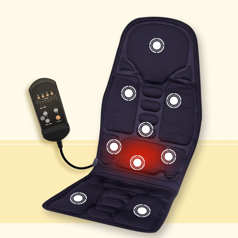 Car Home Office Full-Body Massage Cushion Back Neck -2751