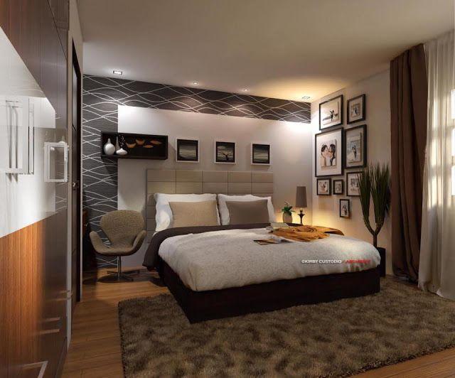 Minimalist Small Modern Bedroom Design Ideas 2016 On A Budget