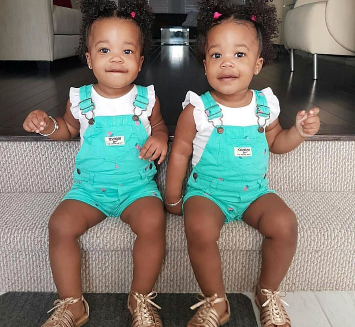 Black babies · follow for more kaycedes cute little girls outfits twin outfits girl outfits