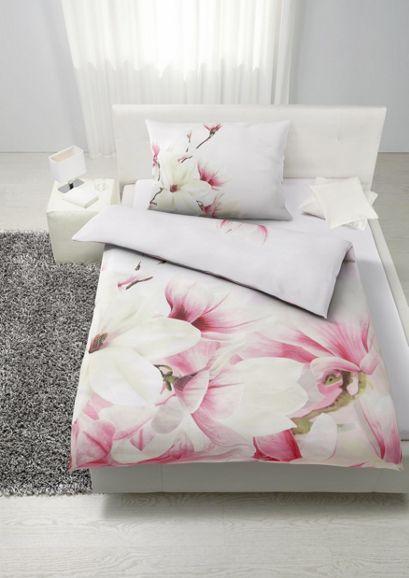Magnolien Bettwäsche aus 100 Baumwolle Zimmer Pinterest Magnolia
