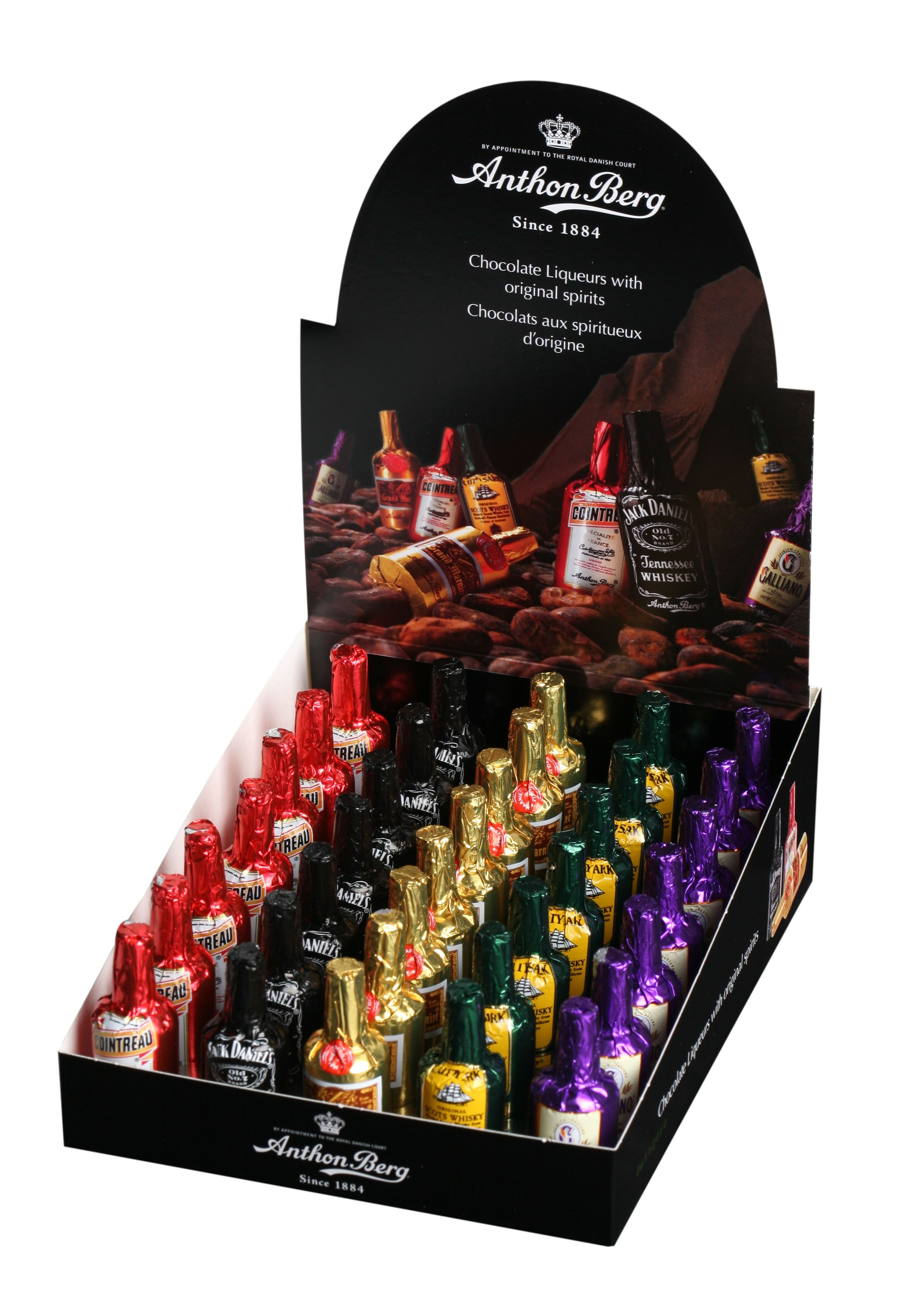 Liquor Filled Chocolate Bottles Costco. Anthon Berg Chocolate ...
