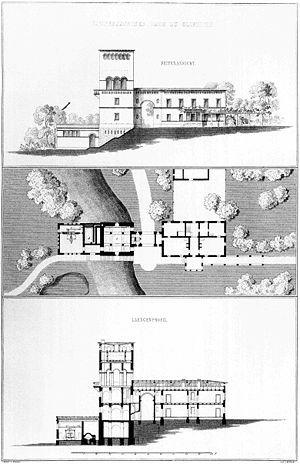 Proyecto Arquitectonico Wikipedia La Enciclopedia Libre Proyectos Arquitectonicos Arquitectonico Diseno De Casa Planos