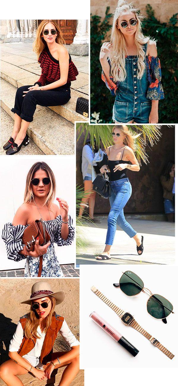 O novo óculos queridinho das fashion girls in 2018 ... 01866d5662