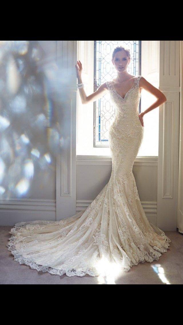 Vestido de novia ideal