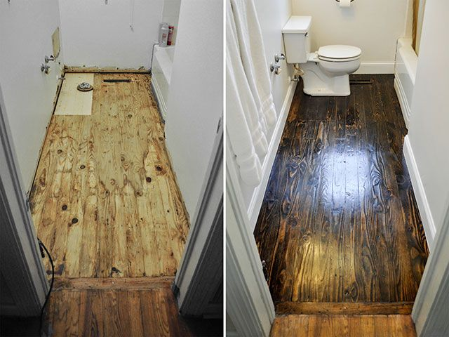 Diy In Floor Bathtub | We Love The Warmth U0026 The Natural Element That The  Reclaimed