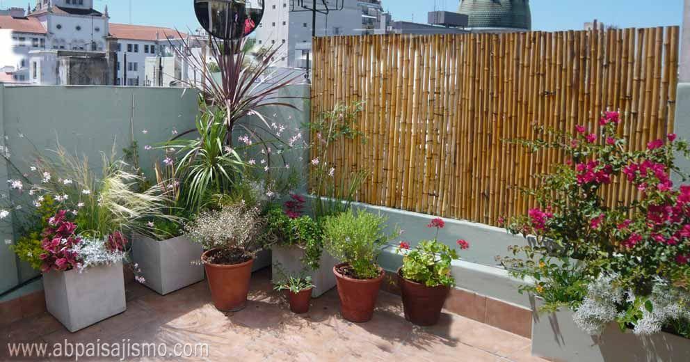 Un rincón de la terraza en Buenos Aires Terrazas, Buenos