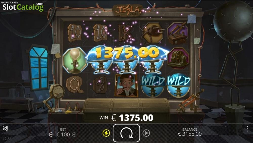 Tesla Jolt Slot ᐈ Claim A Bonus Or Play For Free Jolt Tesla Slot