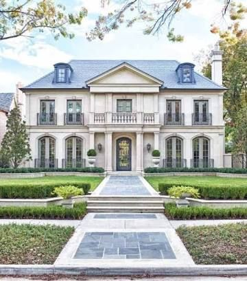 Image result for modern french provincial homes Zapatos