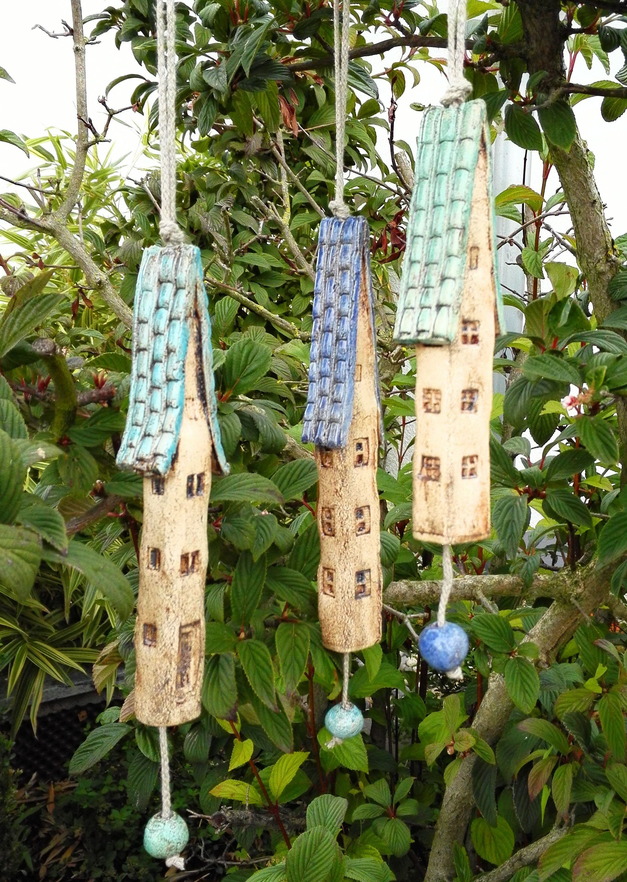 3 ceramic wind chime bells keramik kinder pinterest t pferei keramik t pfern und windspiele. Black Bedroom Furniture Sets. Home Design Ideas