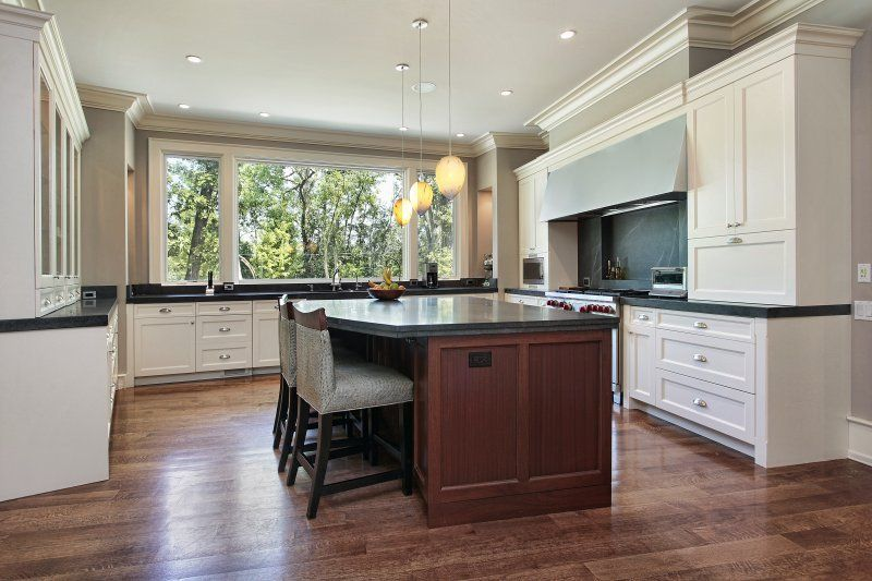 Galleries | WI - Kitchen Solvers of Madison (Monona) check out the window
