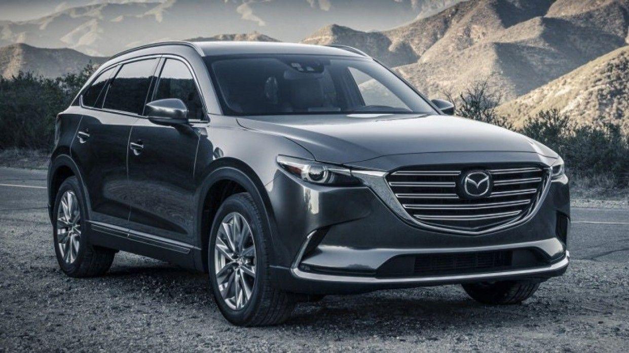 2020 Mazda Cx 9 Rumors Price, Design and Review