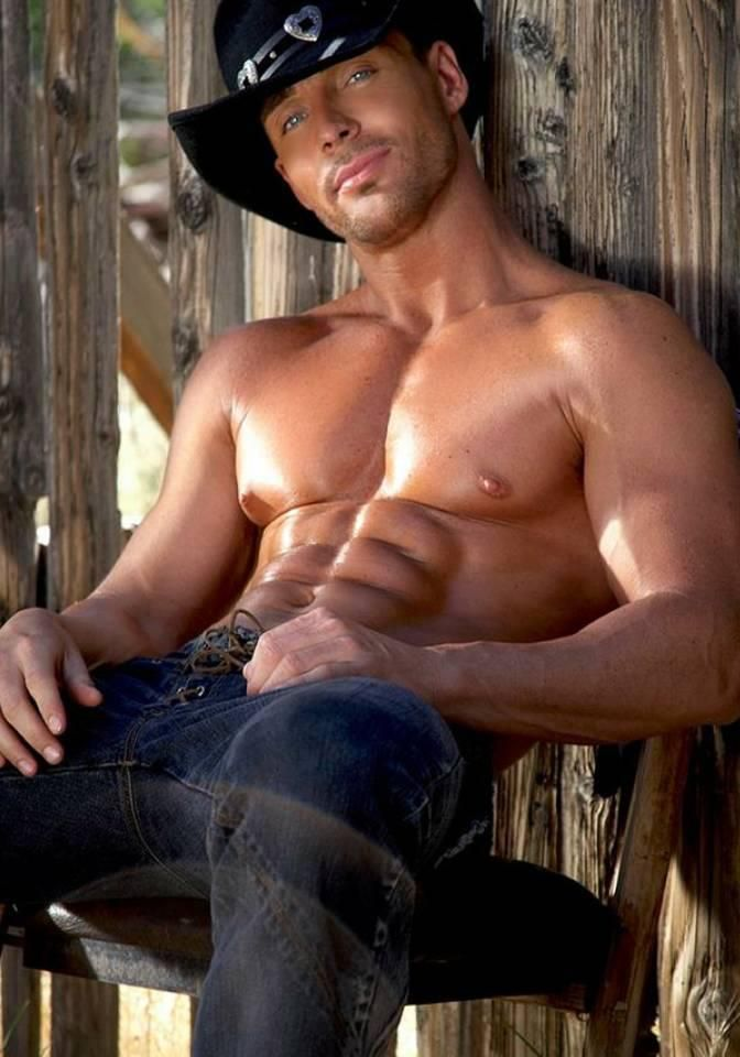 from Elliot gay cowboys rope and ride a man