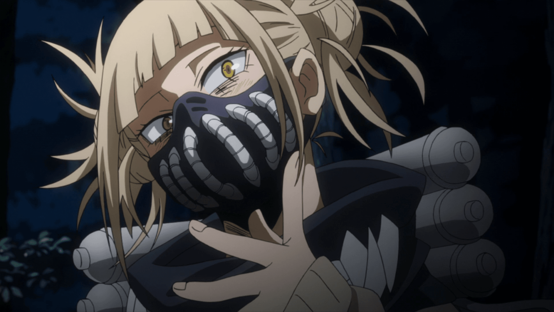 Scary My Hero Academia Cosplay Turns Himiko Toga Into A Living Nightmare Dexerto In 2020 Toga Anime My Hero Academia
