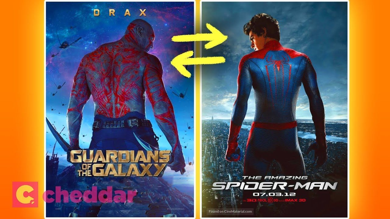 Why All Movie Posters Look The Same Cheddar Explains All
