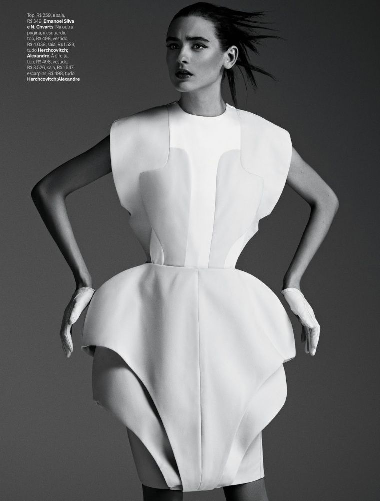 Vogue Brazil : Proporçao GG (Proportion LL) | the CITIZENS of FASHION