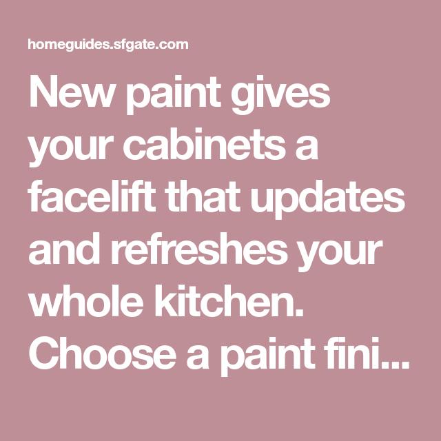 Satin Vs. Semi Gloss Kitchen Cabinets | Gloss kitchen ...