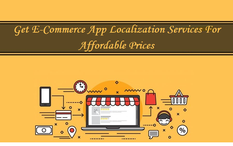 Get App Localization Services For Affordable