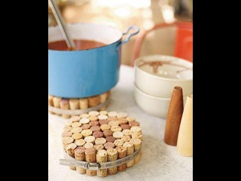 Ideas para reutilizar utensilios de cocina / Reciclaje creativo - YouTube