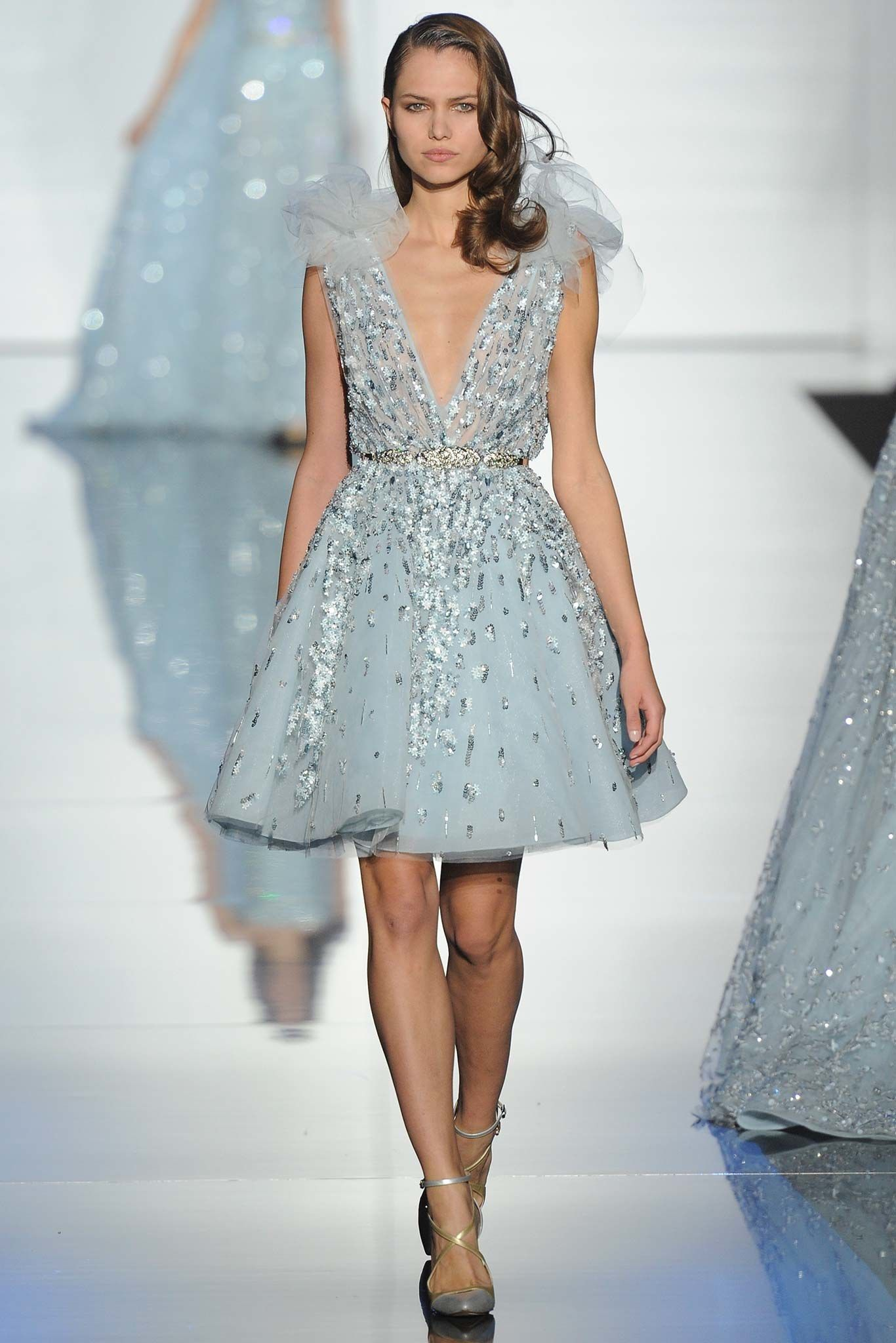 Zuhair Murad Spring 2015 Couture Fashion Show | Vestidos boda, Amo y ...