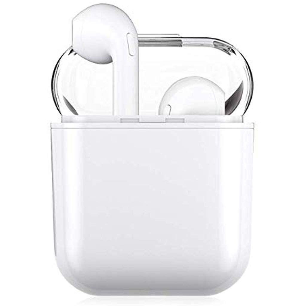 Bluetooth Kopfhorer V5 0 Kopfhorer Kabellos In Ear Headset Stereo Minikopfhorer Sport Wasserdicht Mit Ladekastchen Und Integriertem Bluetooth Handy Zubehor Und Elektroniken