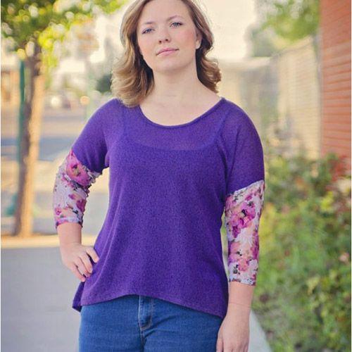 New Horizons Designs Dublin Dolman Sewing Pattern Women Sewing Patterns Fashion