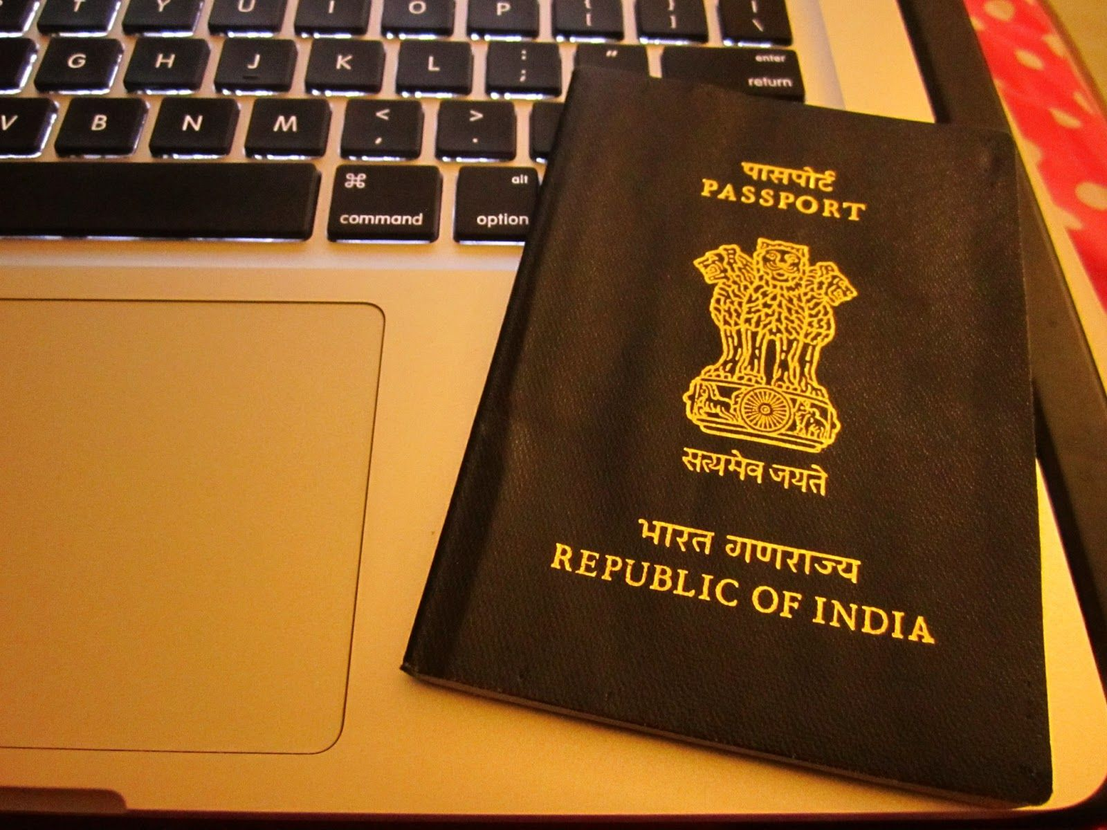 How To Get Duplicate line Passport In India
