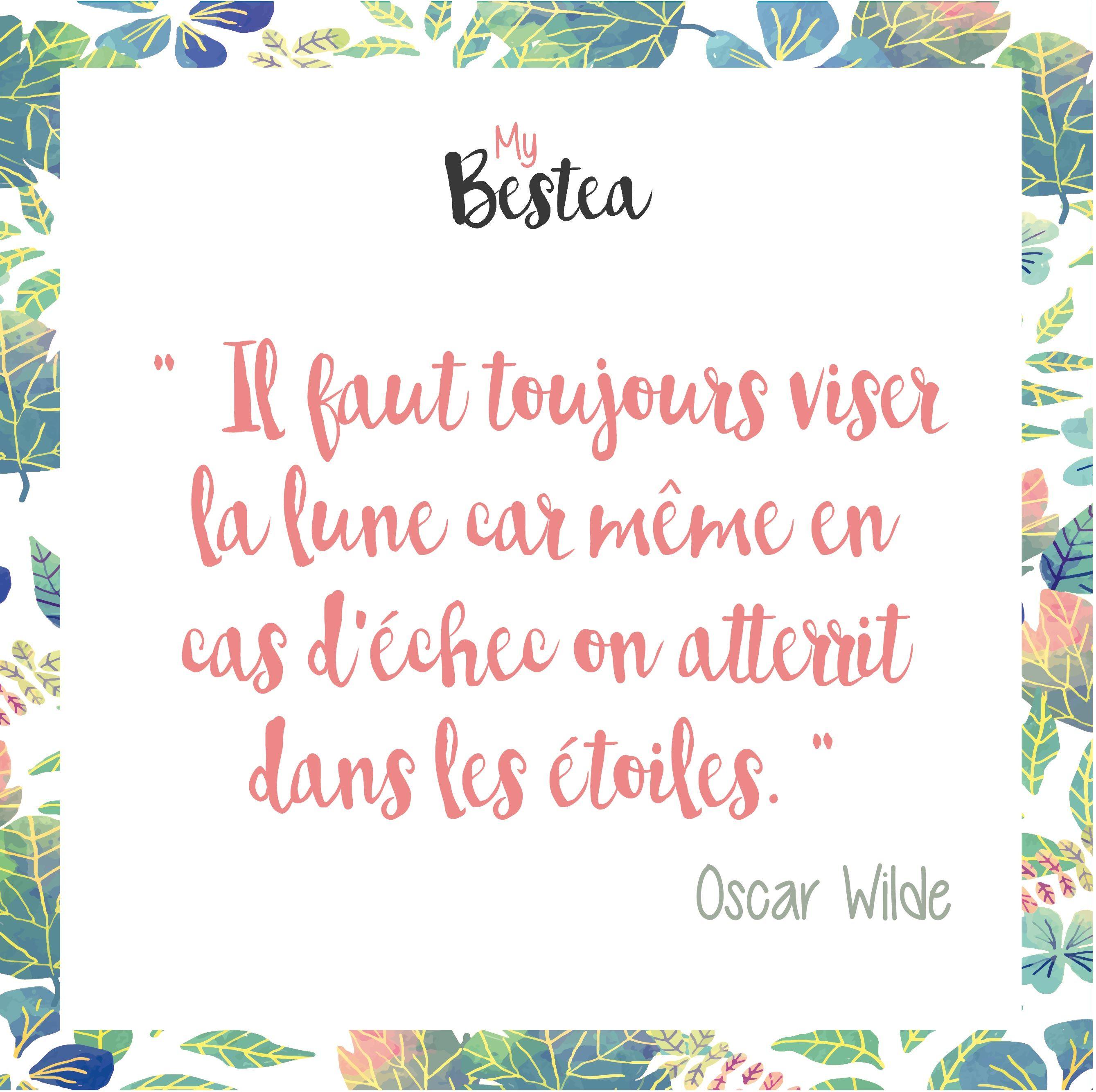 Citation D Oscar Wilde Sur La Réussite Belles Citations