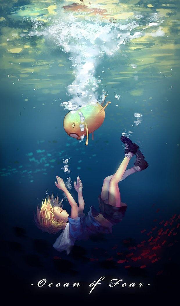 Manga Illustrations by LengYou <3
