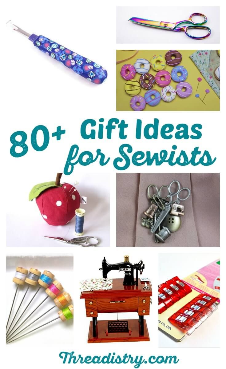 Ultimate Gift Guide 100 Gifts For Sewers Diy Christmas