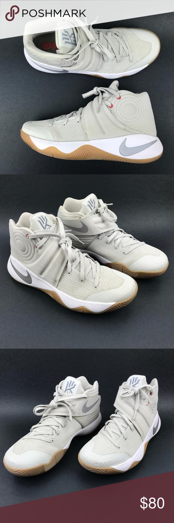 Nike Kyrie 2 Tan Basketball Shoes Mens