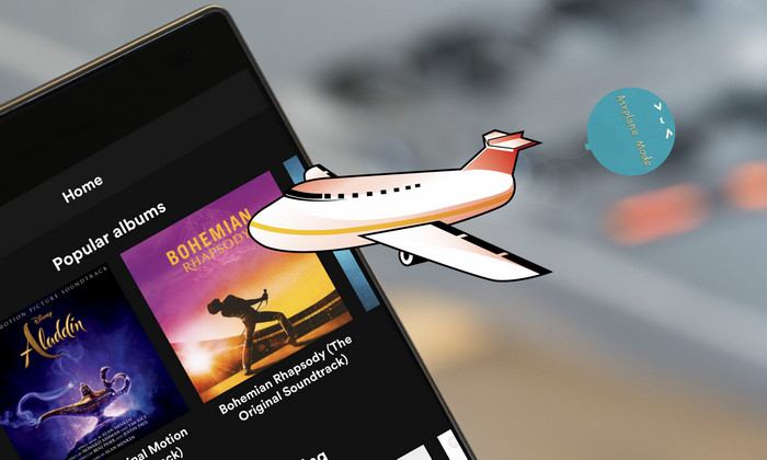 Wie Spielen Wir Spotify Music Im Flugmodus Sidify Kostenlose Musik Flug Spiele