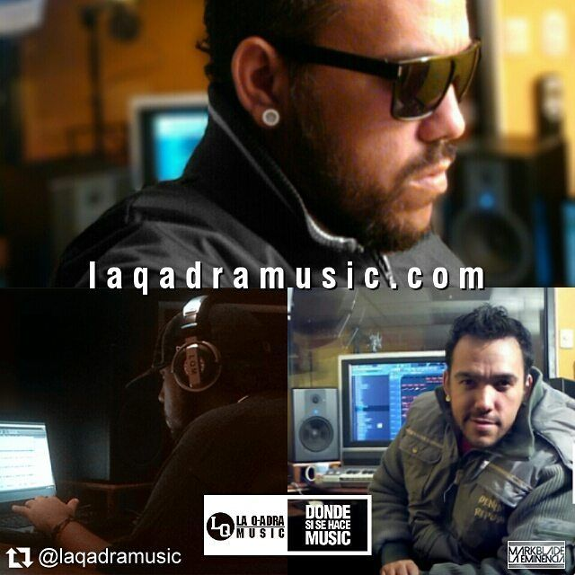 (Sigueme en Instagram/LAEMINENCIAreal Repost via @laqadramusic - - - > Para trabajos  contactos en la bio #laqadramusic  laqadramusic.com #EstudioDeGrabacion #DondeSiseHaceMusic #MusicaUrbana #reggaeton #dembow #productormusical #producer #musica #producers #LaEminencia #Venezuela #edm #urbano #mastering #mixing #mezclando #masterizando #urban #protools #studioone #flstudio #tw #fb #producers