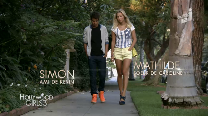 Our Good Friend Anthony Gomes Officiel With Alison Cossenet Officiel Wearing His Orange Barons Papillom On TV NRJ 12 For Hollywood Girls 3 #baronspapillom #nrj12 #hg3   Still available on our e-shop : www.baronspapillom.com