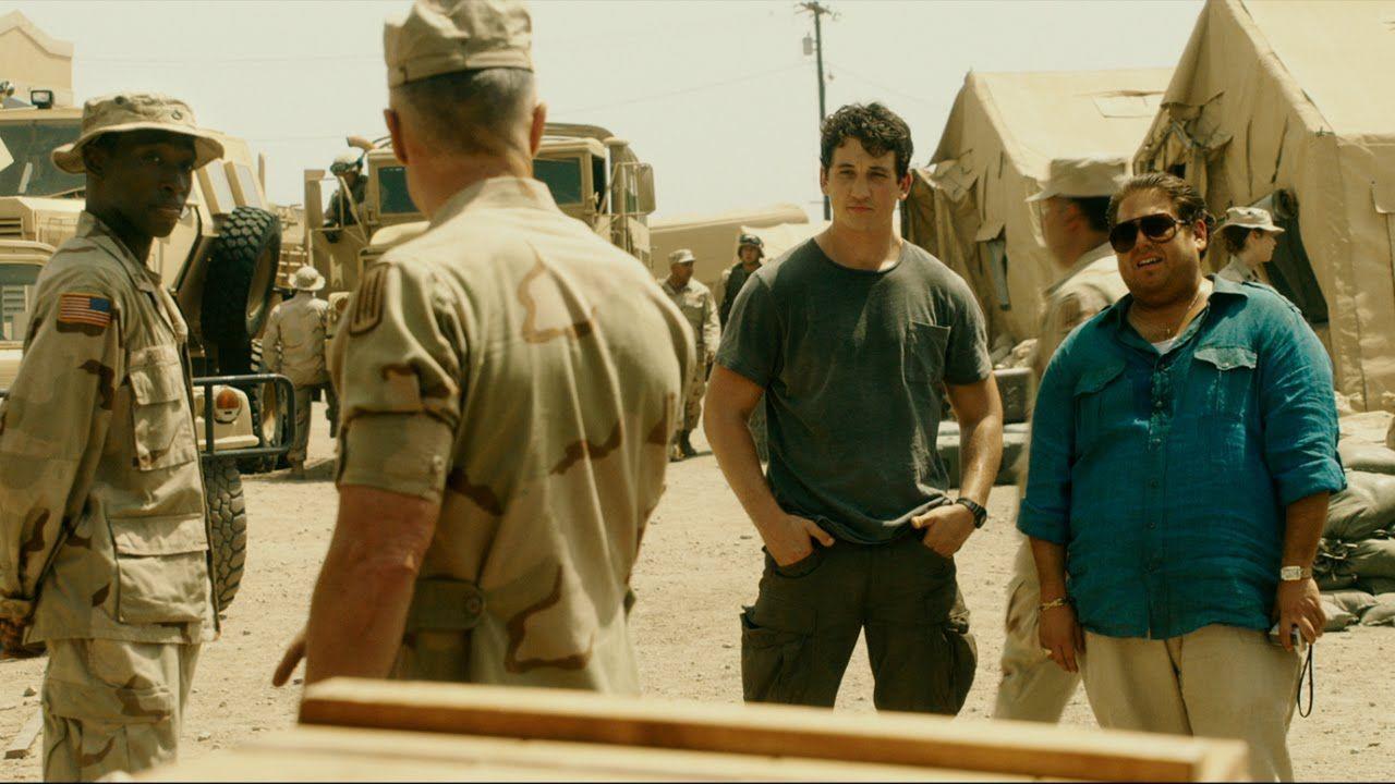 WAR DOGS starring Miles Teller & Jonah Hill Official