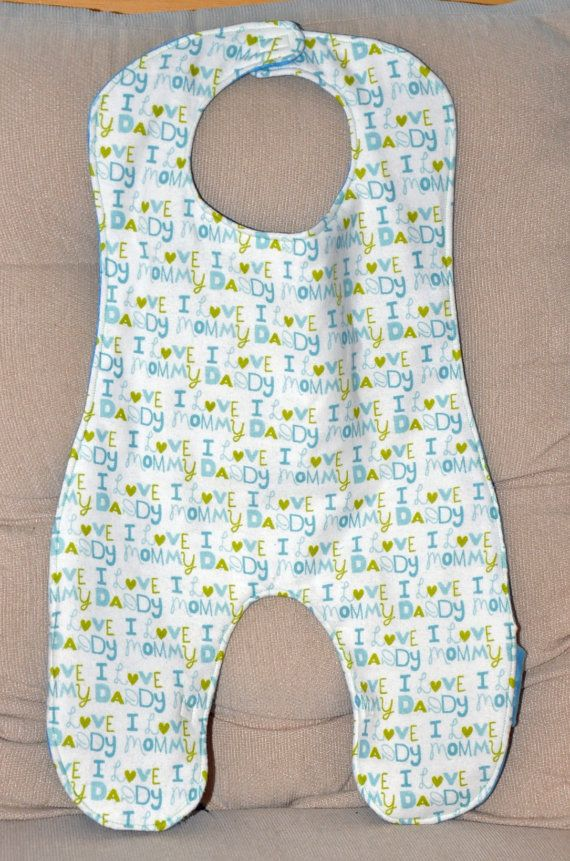 awesome full body bib. This one is not that cute but you will ...
