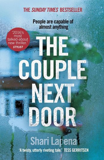 Richard and Judy Book Club choice The Couple Next Door by Shari Lapena is a page-turner with a web of dark secrets hidden within its story. The story begins when Anne and Marco decide to leave their 6 month old baby at home to go to a dinner party next door. They're sure she'll be fine; they have the baby monitor with them and every half hour one of them pops in to check on her. But when the couple return home in the early hours of the morning they find the front door ajar and the baby…