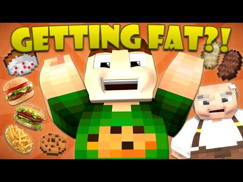 If You Could Get Fat in Minecraft - Best sound on Amazon: http://www.amazon.com/dp/B015MQEF2K -  http://gaming.tronnixx.com/uncategorized/if-you-could-get-fat-in-minecraft/