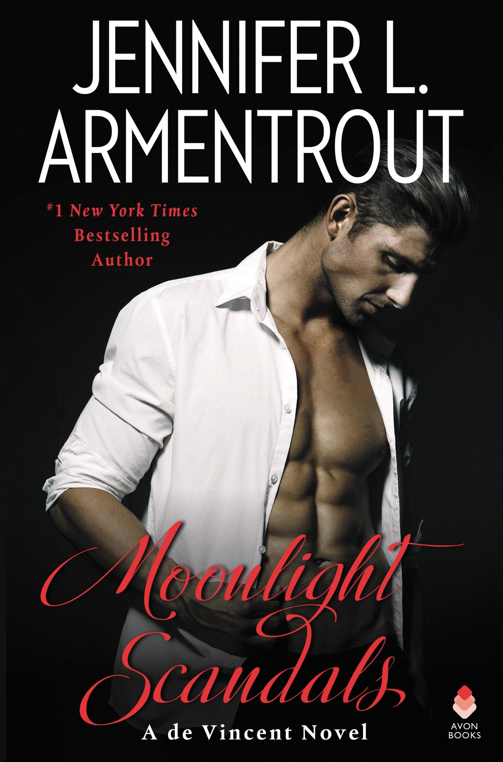 Moonlight Scandals De Vincent 3 By Jennifer L Armentrout Out Jan 29 2019 Click To Preorder Romantic Suspense Angel Books Novels