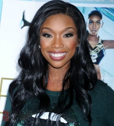 Brandy To Star In Bet Series About Dating And Motherhood Hair Diary Beauty Shots Hair Styles