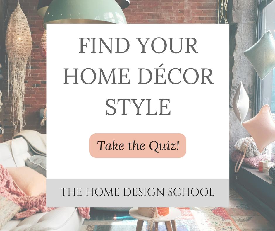 HOME DECORATING STYLES 101 | Interior design styles quiz ...