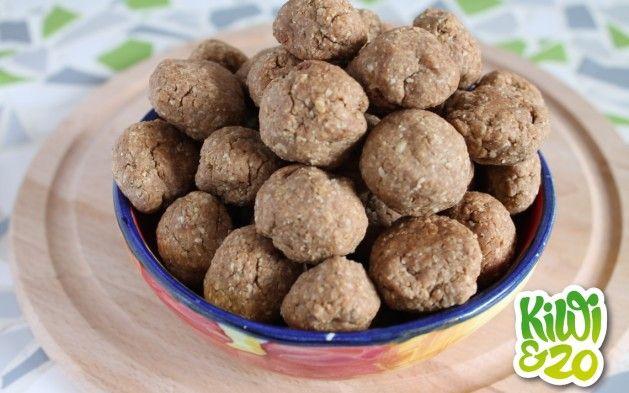Pepernoten/kruidnoten (gezond, glutenvrij, suikervrij, lactose-vrij)