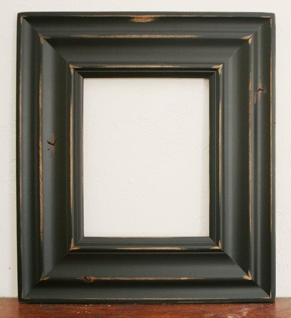 Sizes 12x16 to 16x20 Picture Frame / Black or White / Knotty | 12x18 ...
