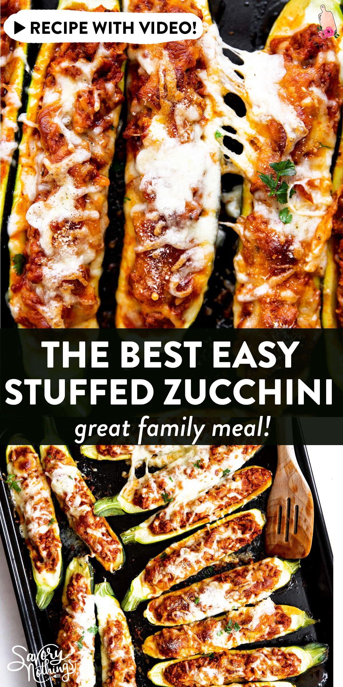 Easy Ground Beef Zucchini Boats In 2020 Zuchinni Recipes Zucchini Ground Beef Recipe Zucchini Boats Recipe Ground Beef