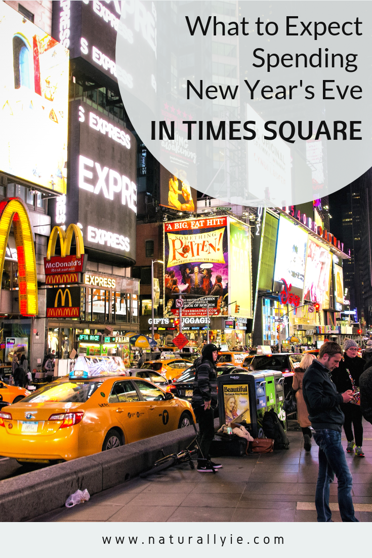 What To Expect Spending New Year S Eve In Times Square Times